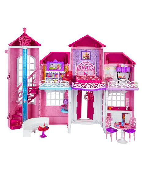 all barbie doll houses barbie malibu house doll houses buy barbie malibu house doll houses online at low