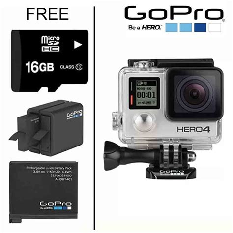 Gopro 4 Silver Malaysia gopro hero4 silver adventure edition end 2 13 2018 5 15 pm