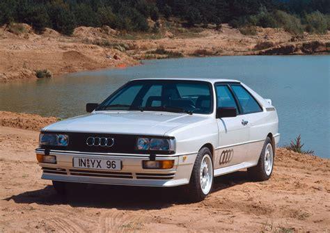 Audi Quattro 1989 Cartype