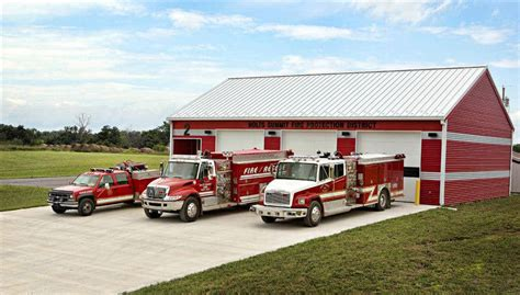 Holts Summit Fire Stations 1 And 2 Pwarchitects Inc