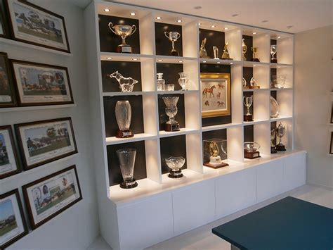 trophy display cabinets custom made trophy and display cabinet with feature