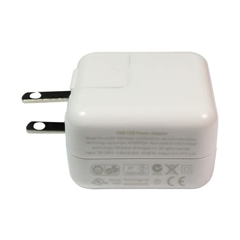new travel home wall usb charger white for apple
