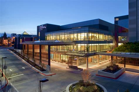 tacoma general emergency room multicare center emergency department tacoma wash by gbj architecture