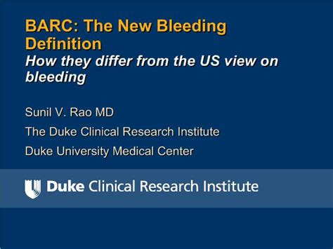 Barc The New Bleeding Definition How They Differ From Bleeding Meaning