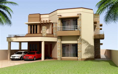 home design ideas front 3d front elevation of house decorating ideas