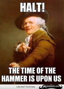 Joseph Ducreux Meme - joseph ducreux halt meme collection