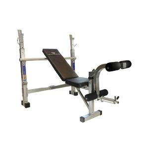 weight bench sears phoenix 98220 power bench fitness sports fitness