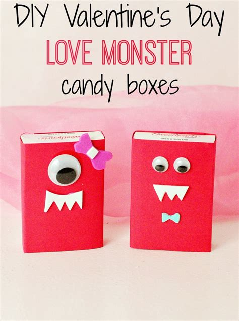 diy valentines boxes easy diy s day gift ideas