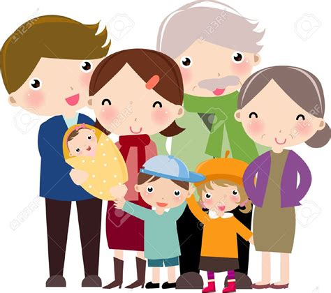 Family clipart free clipart image 921
