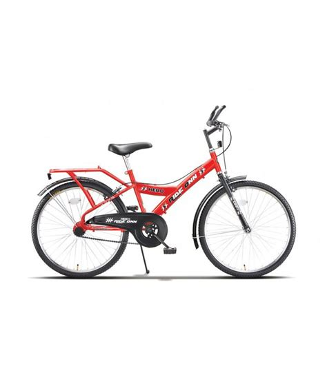 hero on a bicycle hero ride on bicycle buy online at best price on snapdeal