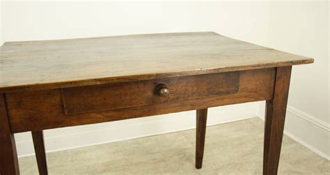 Small Cherry Writing Desk Small Antique Cherry Writing Table At 1stdibs