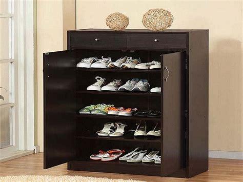 shoe storage with doors shoe cabinets with doors design http modtopiastudio