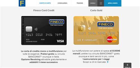 fineco opinioni finecobank 2018 opinioni e commenti di conto deposito e