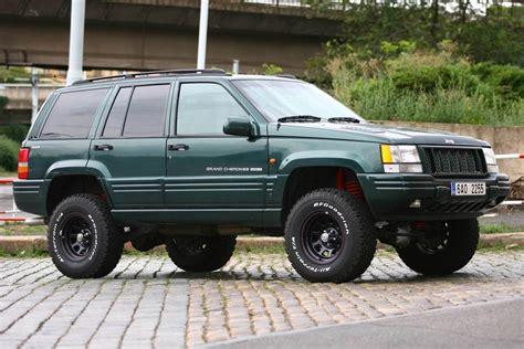 Jeep Zj 1998 Jeep Grand 5 9 L Jeep Grand Zj Zg