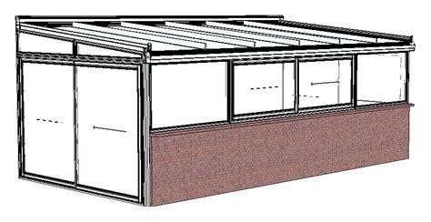 veranda 3d forme de v 233 randa int 233 gr 233 e rayonnante victorienne