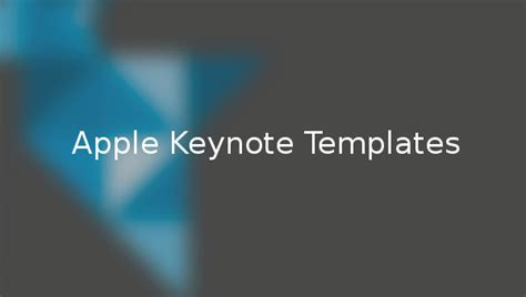 10 Apple Keynote Templates Free Sle Exle Format Apple Keynote Templates Free