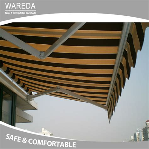 retractable awning supplier manual semi cassette retractable awning view manual semi