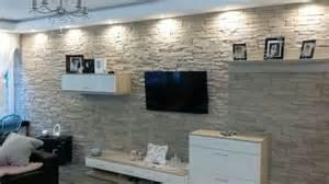 verblender wohnzimmer die besten 17 ideen zu steinoptik wand auf
