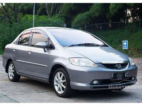 Honda City Thn 2005 jual mobil honda city 2005 vtec 1 5 di banten automatic