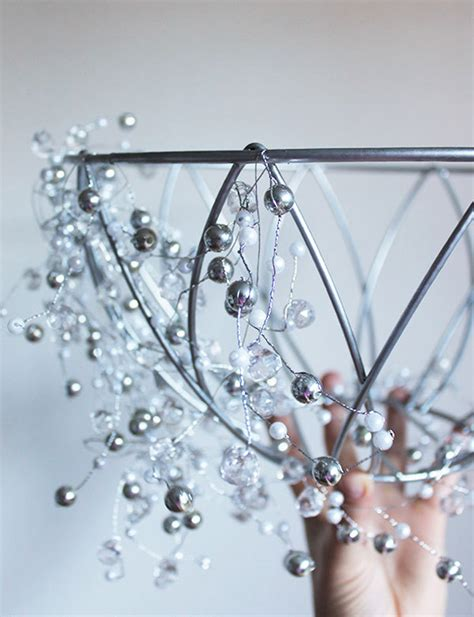 Diy Hanging Chandelier Diy Chandelier
