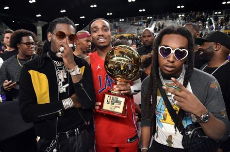 nba celeb all star game quavo takes home mvp for the celebrity all star game