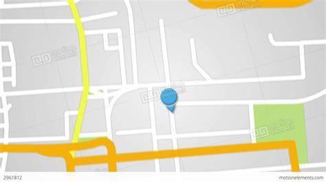 map gps navigator seamless loop motion background map gps navigator seamless loop stock animation