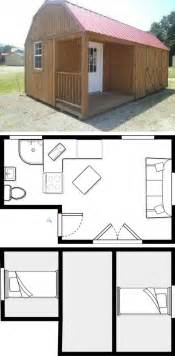 portable buildings turned into homes after a lot of careful research and considering what my