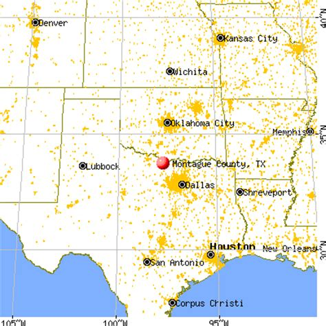 map of montague county texas montague county texas detailed profile houses real estate cost of living wages work