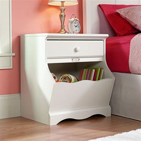 Bedroom Table With Storage Bedroom Furniture Stand Table Storage Bin Organizer