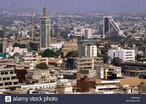 dakar senegal city skyline dakar senegal stock photo 16566223 alamy