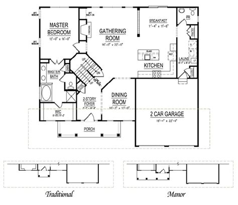 wayne home floor plans the wayne southdown homes