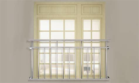 ringhiera balcone prezzi ringhiera balcone in acciaio inox groupon goods
