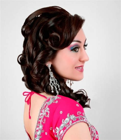 hairstyles for indian reception party fashion beauty wallpapers latest hairstyles for indian