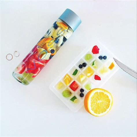 Detox Water Cubes by 1000 Ideas About Detox Waters On Water