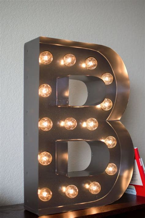 led marquee light bulbs 288 best light up letters images on pinterest diy