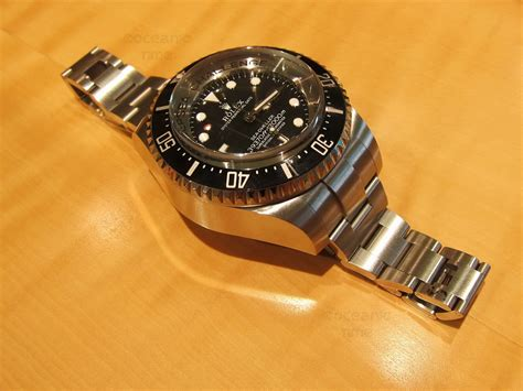 sea challenge rolex may the rolex be with you ref 116660