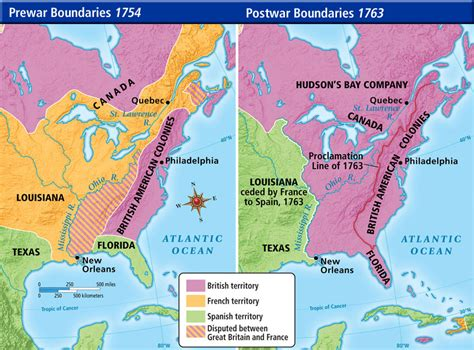 america map in 1754 us history maps