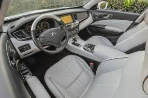Kia K900 Interior 2015 Kia K900 Fuel Economy At 27 Mpg Automobile