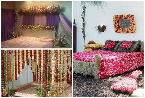 Indian Wedding Bedroom Decoration by Various Uses Of Flowers In Indian Weddings Adworks Pk