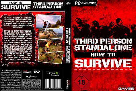 How To Survive Third Person Standalone how to survive third person standalone pc box cover by aho
