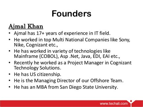 Mba While Working In Cognizant by Techali