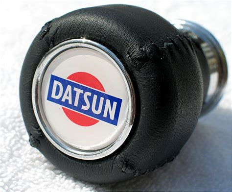Datsun Shift Knob by Datsun Acessory Parts At Brazilshopping Paradise Knobs