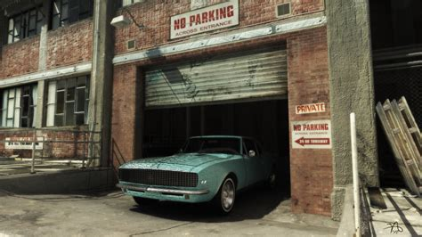 Garage Of Cars by Car In Garage By Sayedmohsen On Deviantart
