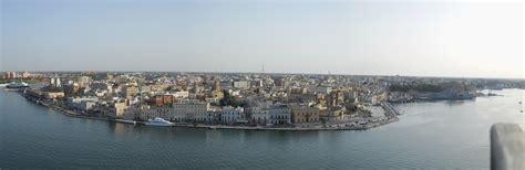 porto di brindisi foto panoramica porto di brindisi viaggi vacanze e
