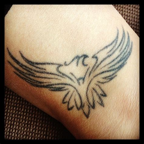hawk tribal tattoo tribal hawk meaning