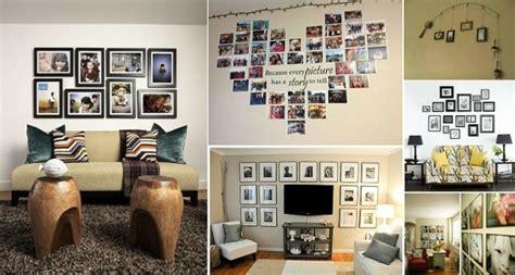 fotowand ideen wohnzimmer alles 252 ber wohndesign und