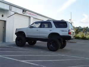 1997 Toyota 4runner Lift Kit Show Me Your Lift I Wanna See The Difference In Lifts 1 5