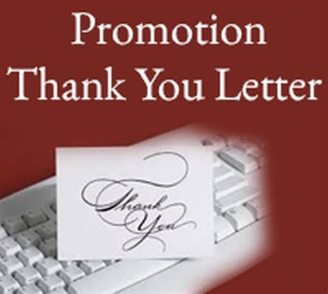 thank you letter to for congratulating me congratulation letter on promotion