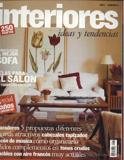 revista decoracion revista decoraci 243 n de interiores