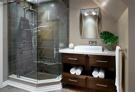 Bathroom Vanities Richmond Hill Richmond Hill Home Modern Bathroom Toronto By Kathy Daukant Interiors